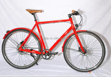 Aluminum Frame 700C Internal 8 Speed Belt Drive Bicycle