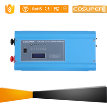 single phase low frequency 6 kw power inverter for electric fan