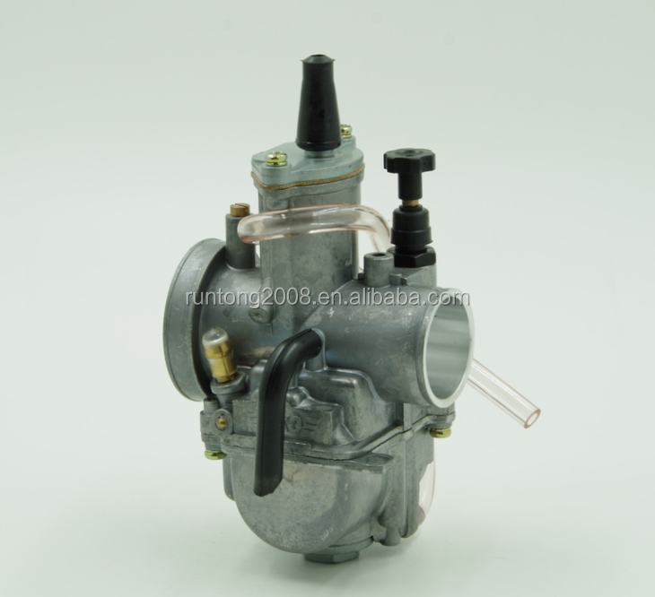 28mm 30mm 32mm 34mm 36mm 38mm carburetor PWK 2-stroke racing flat slide carb with power jet high performance carburetor