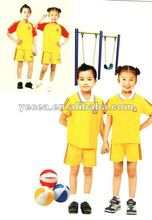 Wholesale good quality international school uniform