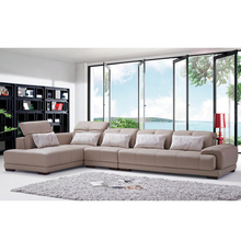 White leather luxury couches modern living room furniture sofa set