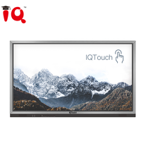 65inch 100 inch infrared touch screen collaboration presentation monitor
