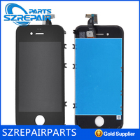 Replacement Touch Screen LCD Digitizer Glass Lens for iPhone 4S White