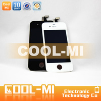 oem tft cell phone spare parts display screen lcd digitizer assembly for apple iphone 4s