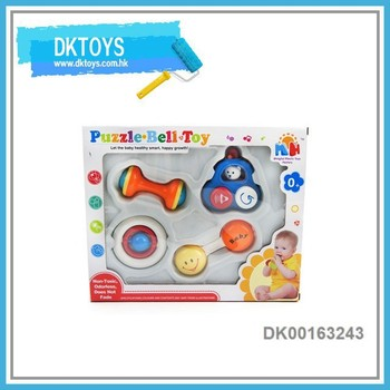 Hot Sale Promotion Interactive Cartoon Funny Baby Teether