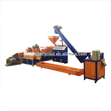 Free installation agricultural film waste plastic recycling pelletizing machine on sale