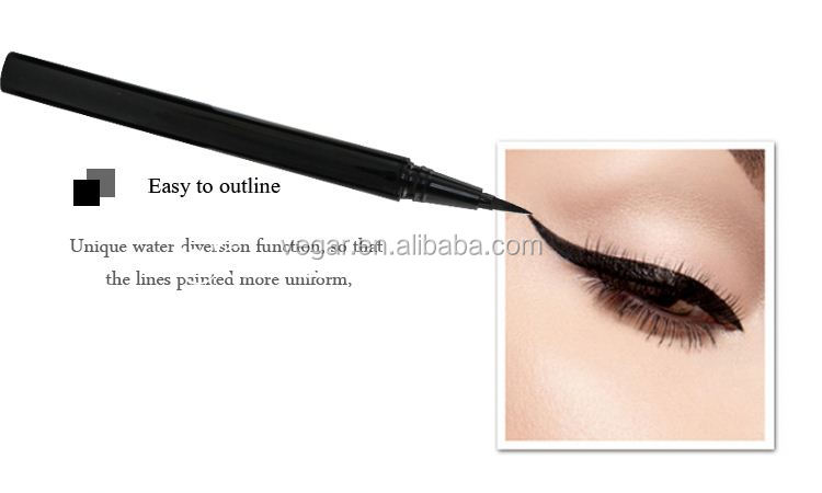 natural brow eye liner pencil Professional Waterproof Eyeliner Pencil No Logo
