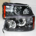 2010 to 2013 year For Land Rove r Range Rove r Sport Headlight