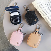 Popular design cute case for Air pods accessories with key Ring Strap
