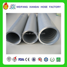 PVC suction and discharge hose-pvc pipe manufacturing 14'