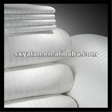 Extra wide cotton bed sheet fabric for hotel