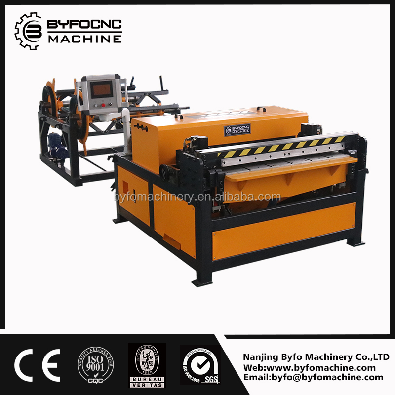 sqaure duct fabrication machine,auto rectangular duct line 3 price for sale