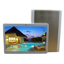 Promotion 10inch 3g sim card slot android tablet pc with cheapest price and good quality
