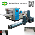 New condition z fold hand towel paper machine
