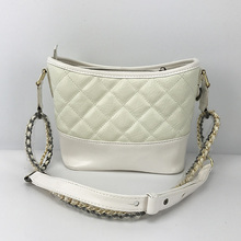 Guangzhou hot sell designer genuine leather hand bags for ladies
