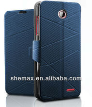 New Hot Selling for lenovo a516 flip case with stand function, for lenovo a516 flip case