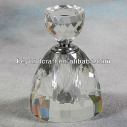 Significant crystal perfume container,crystal gifts