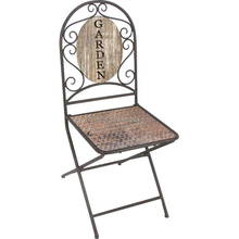 Manufacturer Antique Living Room Furniture Wholesale Retro Metal Chair