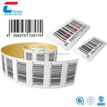 Active RFID Tag Prices Sticker Tag For Books