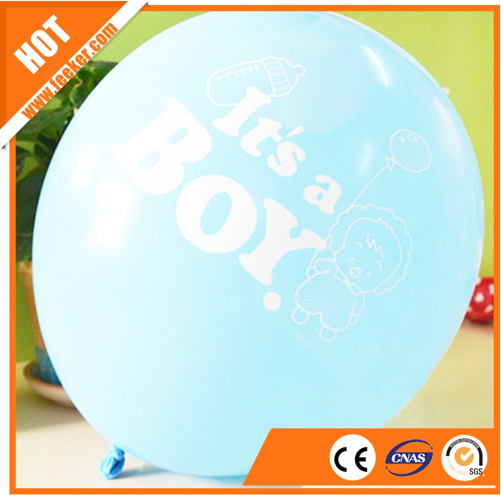 10 inch 1.8g factory price round latex custom balloon advertisement/party decoration