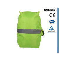 Polo Travel Equipment Reflective Safety Backpack Cover