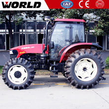 china factory of 4 WD 130hp Agricultural Farm tractor price
