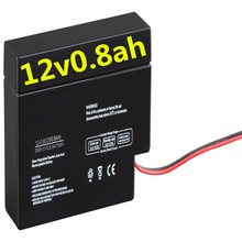 Neata Small 12 volt 0.8ah Battery SMF Superior for aminal scarer