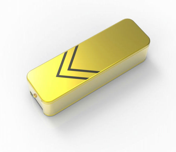 USB Rechargeable Cigarette Lighters - No Flame, No Gas, No Fuel
