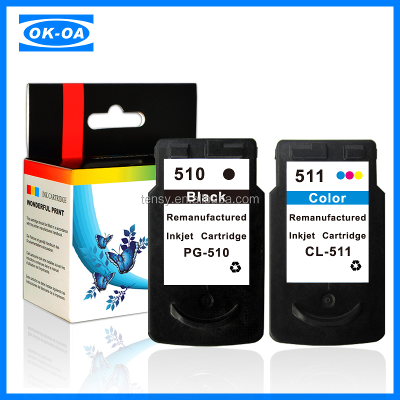 refilled ink cartridge chip reset pg510 cl511
