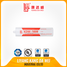 one-component neutral thermal conductive fireproof paint RTV rubber caulking tube