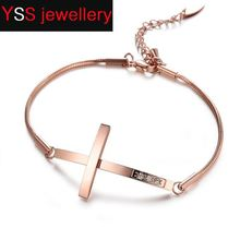 Dubai Jewellery Women Fancy New Simple Tassel Latest Ladies accessories for women bracelet,crosses for to make bracelets