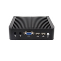 3 years warranty vendor in Shenzhen Mini PC with 4 Ethernet Port J1900