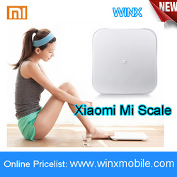 Original Xiaomi Scale Mi Smart Digital Weighing Scale Support Android 4.4 i.OS 7.0 Above Bluetooth 4.0, APP connection