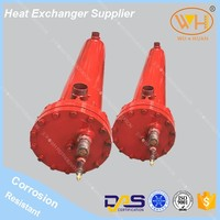 Low Temperature 93kw shell and tube heat exchanger price, heat exchanger processing