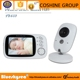 "3.2""LCD 2.4G Wireless Night Vision Baby Monitor 2-Way-Voice Intercom Lullabies"
