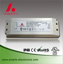 24v 36w 0-10v analogue dimming LED driver
