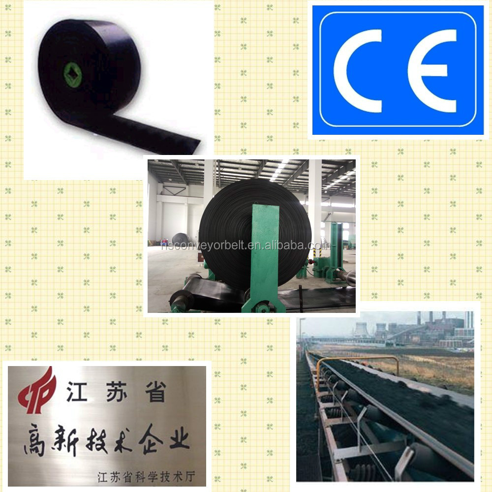 Acid and Alkali Resistance Conveyor Belts for Chemical Industry in China