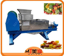 1.5 T- 15 T double secrew fibrous fruit vegetable herb ss staniless steel dehydrator