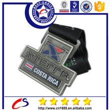 Factory direct sale production metal stand gold award medals