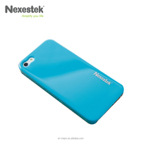 Taiwan Nexestek for iPhone case 5/5S/SE Candy Color Series - Blue