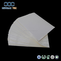 Hot melt Self Adhesive Mirror Coat Sticker Paper in China made