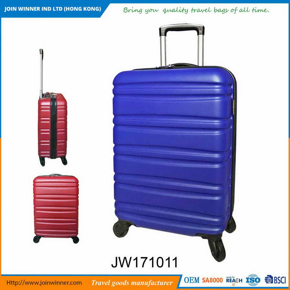 2017 Amazon Hot Sale Product Light Hard Shell Suitcase Competitive Price