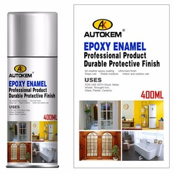 Wholesale durable gloss epoxy enamel epoxy spray paint aerosol epoxy spray paint
