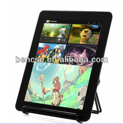 9.7inch IPS Tablet PC with LED-Backlight Android 4.0 Dual-core Cortex-A9