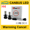 CANBUS luces led h4 best selling products 2017 in usa