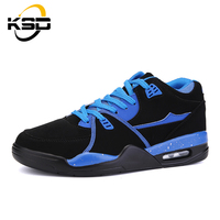 NEW style PU + Rubber material high sports leisure men basketball shoes for men