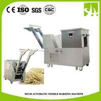 MT120 Fully automatic International Standard wheat flour instant Commercial noodle machine, Pasta Making Machine