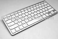 Wire Mini Slim white Keyboard for iPad