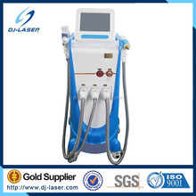 Nd yag 1064nm laser+IPL+Elight+RF+opt multi-functional machine