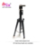 Mannequin head tripod with adjustable holder for baber training
